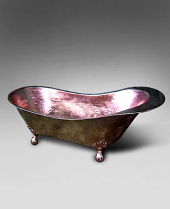 Bronze Age Lighting - Copper Bathtub